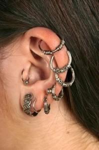 tragus piercing jewellery