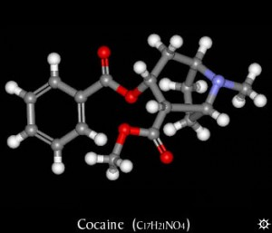 cocaine structure