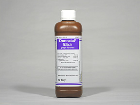 Image of Donnatal Elixir