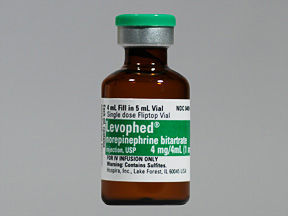 Picture of Levophed