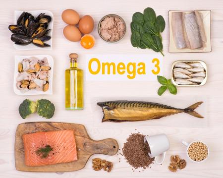 Omega-3 Oils - fish